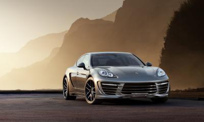 Porsche Panamera Stingray GTR 08/25 Exterior