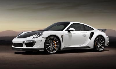 Porsche 991 Stinger GTR Turbo